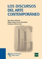 los discursos del arte contemporaneo-yayo aznar almazan-9788480049641