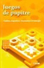 juegos de pupitre-andrea angiolino-9788480632041
