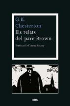 (pe) els relats del pare brown g.k. chesterton 9788482646541