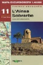l ainsa: sobrarbe (incluye mapa)-angel cheliz-9788483210741