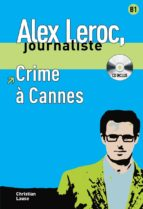 crime a cannes (+cd) 9788484433941