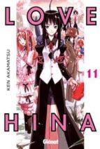 love hina nº 11-ken akamatsu-9788484491941