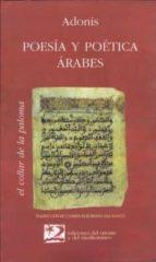 poesia y poetica arabes 9788487198441