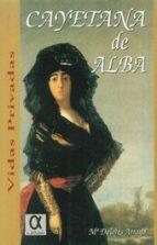 cayetana de alba: maja y aristocrata-maria dolores arroyo-9788488676641