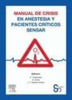 manual de crisis en anestesia y pacientes criticos sensar-9788491130741