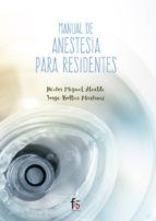 manual de anestesia para residentes 9788491661641