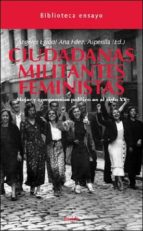 ciudadanas militantes feministas-angeles egido-9788492491841