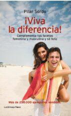 ¡viva la diferencia! pilar sordo 9788492545841