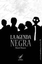 la agenda negra manuel moyano 9788494307041