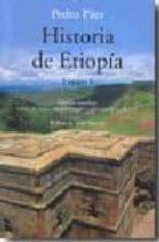 historia de etiopia pedro paez 9788496395541