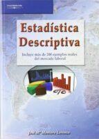 estadistica descriptiva jose maria montero lorenzo 9788497325141