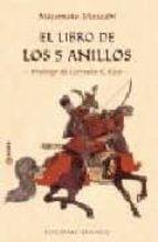 el libro de los 5 anillos miyamoto musashi 9788497771641
