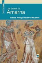 El libro de Los pilares de la amarna autor TERESA ARMIJO DOC!