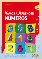 vamos a aprender numeros patricia pinheiro 9788498420241