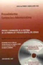 procedimientos contenciosos-administrativos sintesis y ordenacion de la doctrina de los tribunales y fiscalia-jose alfredo caballero gea-9788498490541