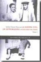 la guerra civil en extremadura: operaciones militares: 1936 1939 [2 tomos) (ed. bolsillo) julian chaves palacios 9788498520941