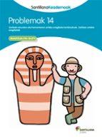 koadernoa 14  problemak euskara ed 13 9788498943641