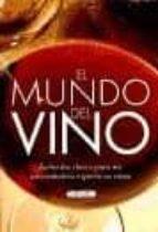 el mundo del vino (minipracticos)-9788499131641