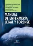 manual de enfermeria legal y forense mª dolores diaz ambrona bardaji 9788499690841