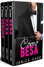 contrato con un multimillonario (libros 1-3) (ebook)-janica cade-9788826064741