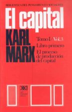 el capital (tomo i   / vol. 3)-karl marx-friedrich engels-9789682314841