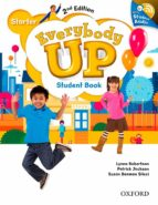 everybody up: starter level: student book with audio cd pack: starter level: linking your classroom to the wider world 9780194107051