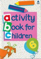 oxford activity book for children: 6-christopher clark-9780194218351