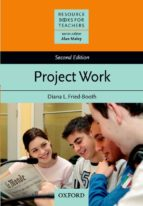 El libro de Project work autor DIANA L. FRIED-BOOTH TXT!