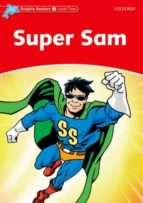 super sam (dolphin readers 2) 9780194478151