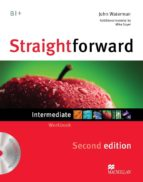 straightforward intermediate 2nd ed workbook pk b1+ 9780230423251