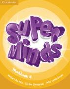 super minds level 5. workbook herbert puchta günther gerngross peter lewis jones 9780521223751