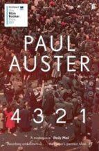 4 3 2 1-paul auster-9780571324651
