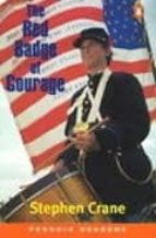 the red badge of courage: book and cassette pack (incluye casete) stephen crane 9780582342651