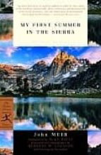 my first summer in the sierra john muir 9780812968651