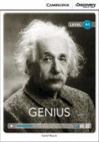 genius beginning book with online access 9781107678651