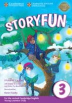 storyfun for movers (2nd edition   2018 exam) 1 student s book with online activities & home fun booklet 9781316617151