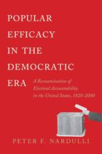 POPULAR EFFICACY IN THE DEMOCRATIC ERA