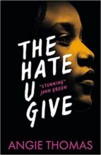 the hate u give-angie thomas-9781406372151