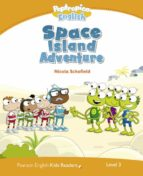 penguin kids 3 space island adventure reader 9781408288351