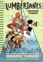 lumberjanes: unicorn power! (lumberjanes #1) (ebook) mariko tamaki 9781683351351