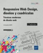 responsive web design, diseños y cuadrículas christophe aubry 9782409009051