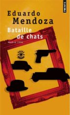 bataille de chats : madrid, 1936-eduardo mendoza-9782757833551