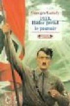 1933, Hitler prend le pouvoir Descargar libros de epub nook