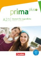 El libro de Prima plus a2.1 (audio cd) autor VV.AA. DOC!