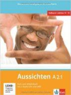 El libro de Aussichten a2.1 - alumno+ejercicios+2 cd+dvd autor VV.AA. PDF!