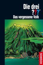 die drei ??? toteninsel band 2: das vergessene volk (drei fragezeichen) (ebook)-andré marx-9783440143551