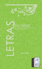 letras para sanar (ebook)-9786079239251