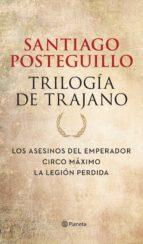 trilogía de trajano (pack) (ebook)-santiago posteguillo-9788408152651