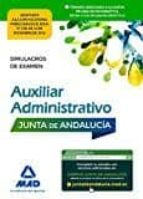 AUXILIAR ADMINISTRATIVO DE LA JUNTA DE ANDALUCÍA