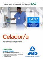 celador del servicio andaluz de salud: temario especifico 9788414210451